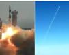 इंडिगो पायलट ने कॉकपिट से Pslv C-45 लॉन्च का शेयर किया वीडियो